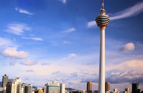 City And KL Tower
