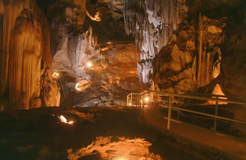 Rafting And Caving Tour